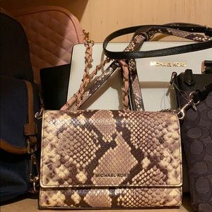 Crossbody MK purse (no wallet)